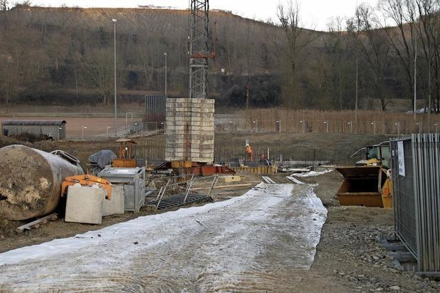 Bauarbeiten teurer als erwartet