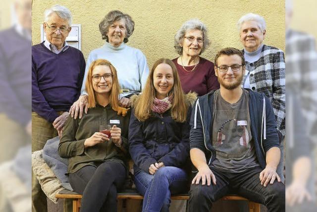 Wie Studierende und Senioren in der Adelhauser Straße zusammen leben