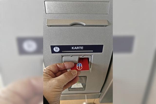 Sparkassen-Geldautomat in Ebringen bleibt erhalten