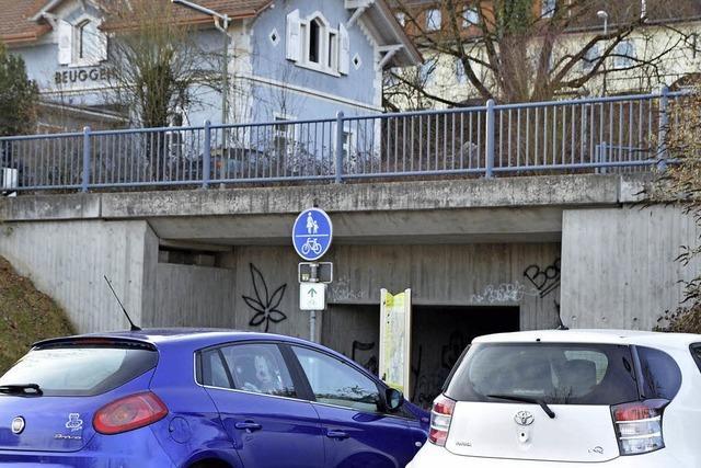 Lösung für Parkplatzproblem gesucht