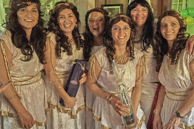 Übermannt von griechischer Schönheit