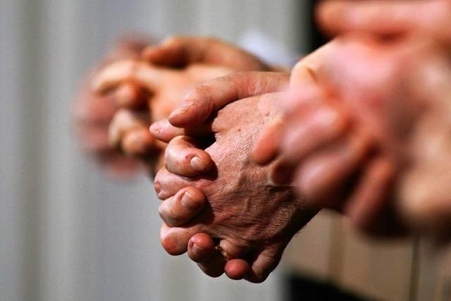 Evangelikale versuchen, Flüchtlinge dreist zu bekehren