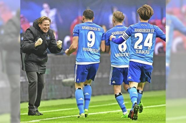 Hamburger SV ringt um Stabilität durch neues Personal