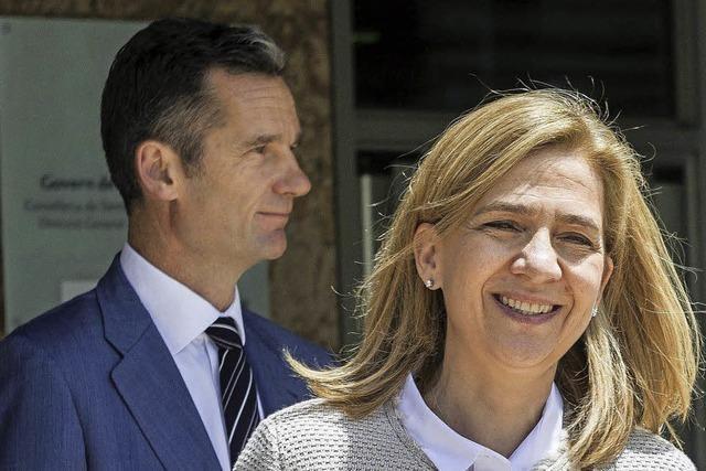 Spanisches Königshaus atmet auf