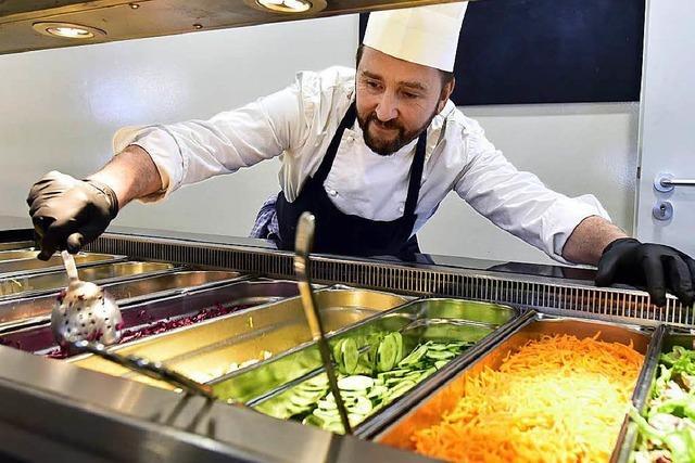 Wie im Betriebsrestaurant des Max-Planck-Instituts gekocht wird