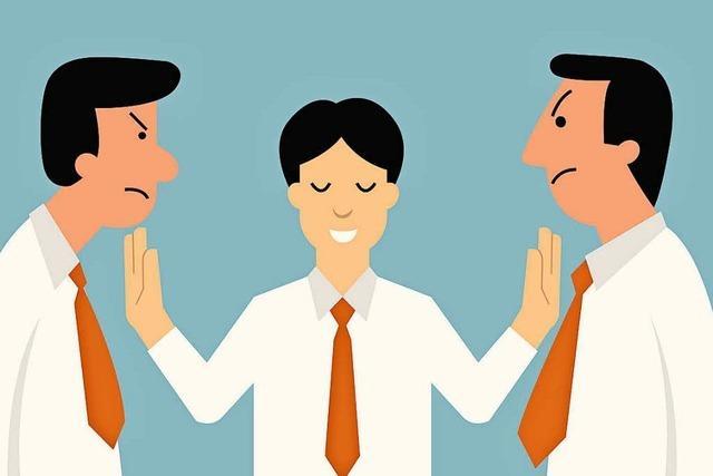 Streit mit Kunden: Schlichten geht auch ohne Anwalt