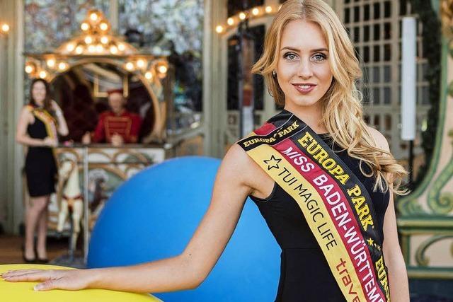Dominique Busch aus Gurtweil will Miss Germany werden