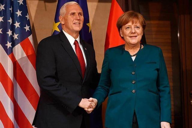 Wie haltbar ist Trumps Treueschwur an Europa?
