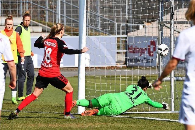 SC-Frauen unterliegen Bayern München 2:3