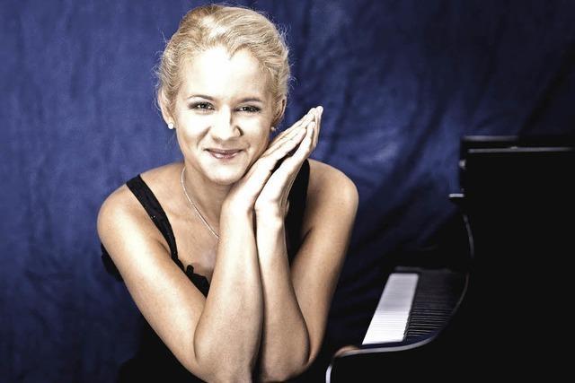 Virutose Werke mit der Pianistin Aleksandra Mikulska