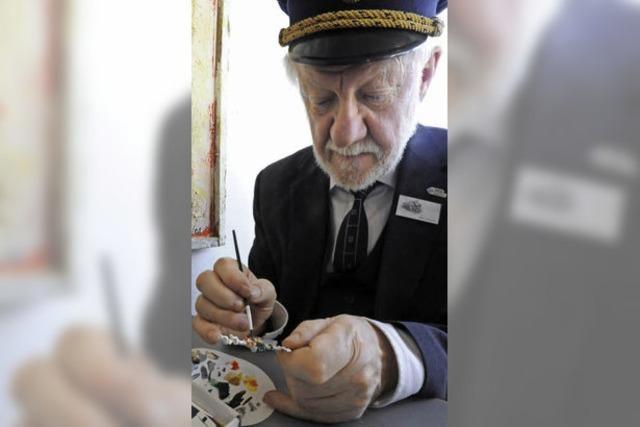 Modellbahnausstellung in Denzlingen: Großer Andrang auf die Miniaturen