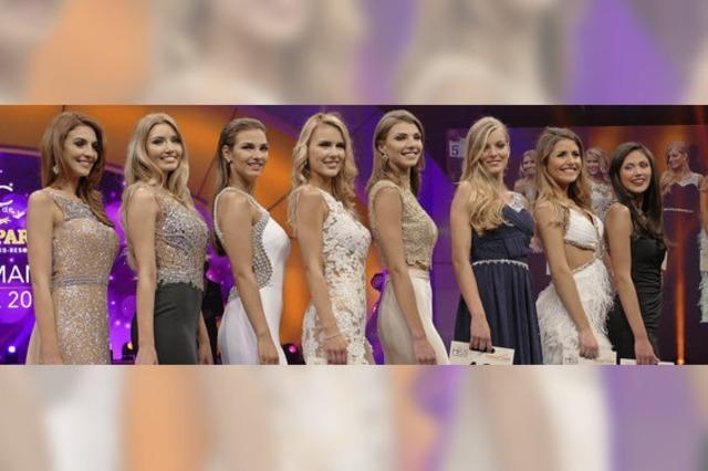 Miss Germany 2017 kommt aus Sachsen