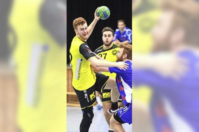 SG-Handballer schauen in die Röhre