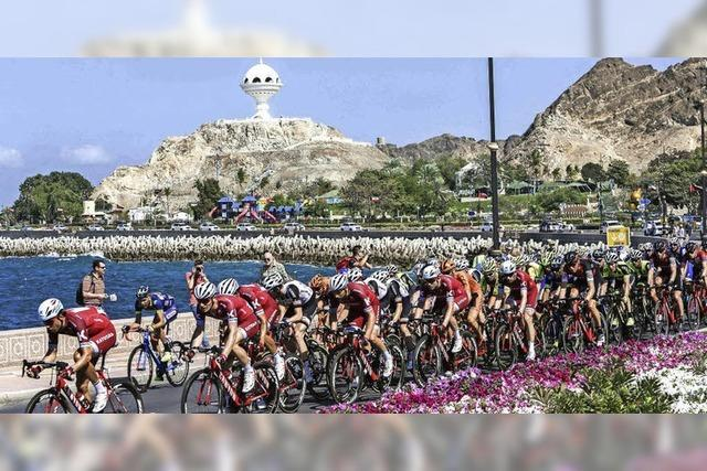 Ben Hermans siegt bei Tour von Oman