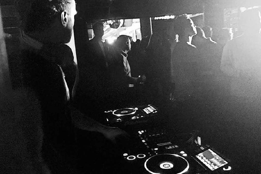 """Jan Ehret feierte in der Passage46 bei """"Tribute to my love""""    Foto: Nightlife-Guru"""