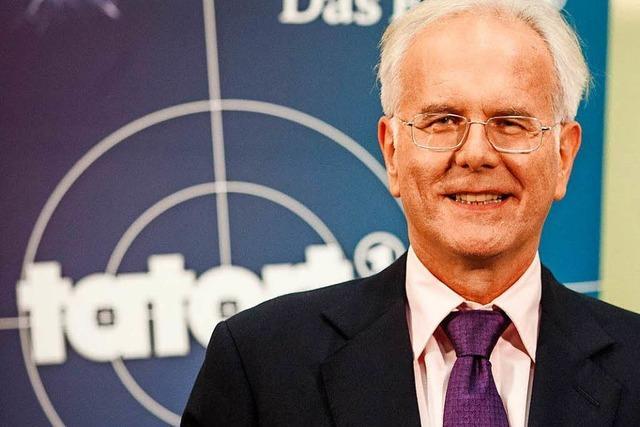 Harald Schmidt sagt für den Schwarzwald-Tatort ab