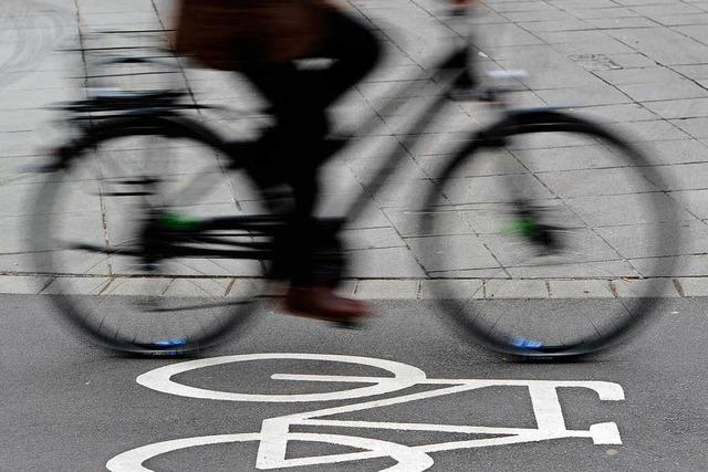 Lörrach: Fahrradfahrer absolut fahruntauglich