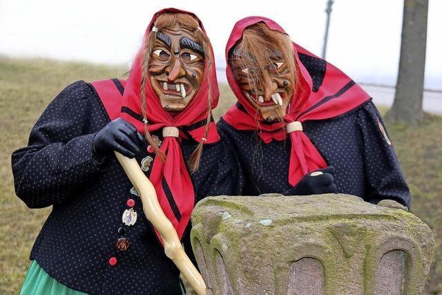 Die ersten Hexen in Ettenheim
