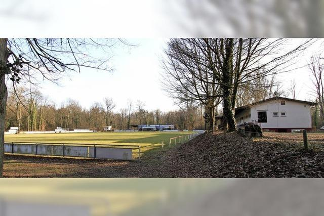 Sportanlagen des SV Burkheim müssen verlegt werden