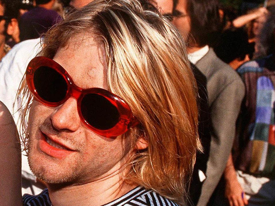 Ikone der 90er: Kurt Cobain  | Foto: dpa