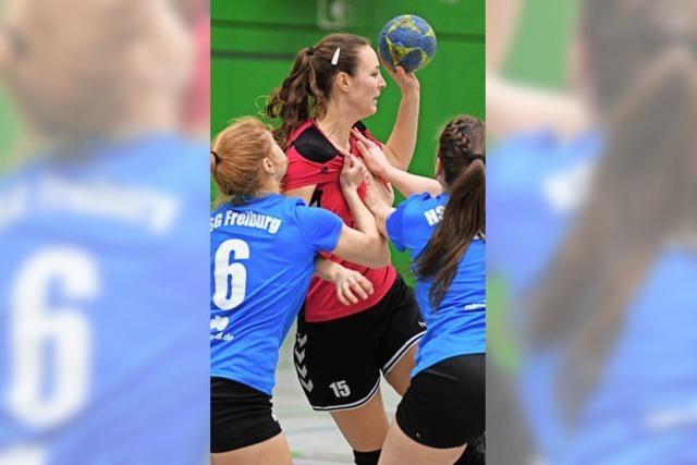 Ein Sieg des Willens für Eintracht-Frauen im Stadtderby der Südbadenliga