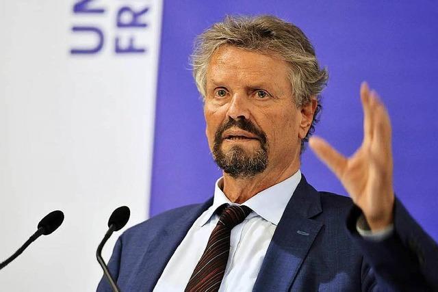 Russland-Experte Gernot Erler sieht
