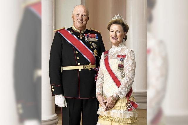 Norwegens König Harald feiert heute runden Geburtstag