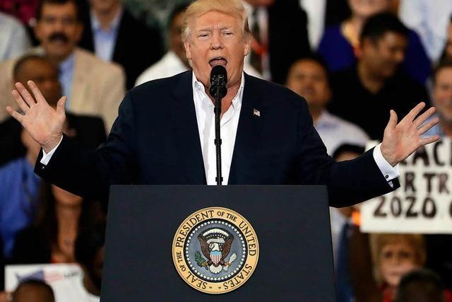 Schweden kritisieren Fox-Bericht, auf den Trump sich bezog
