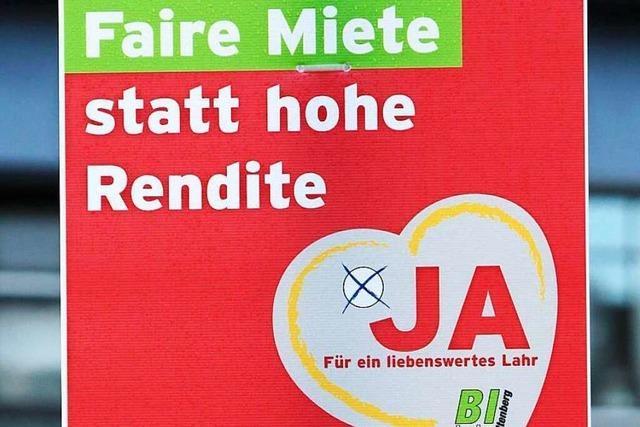Kritik an Plakaten der Bürgerinitiative Altenberg