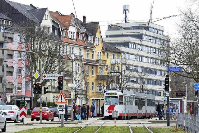 Freiburgs Nahverkehr rangiert nur im Mittelfeld