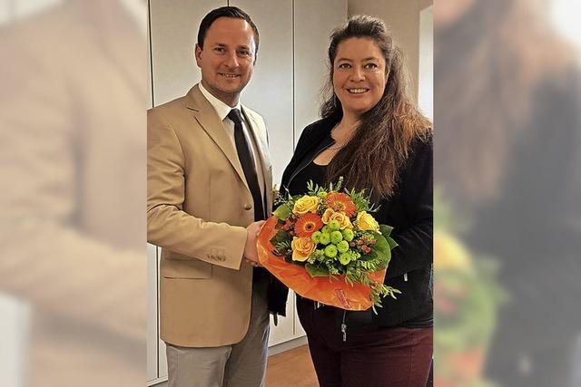 Elke Müller leitet Hauptamt