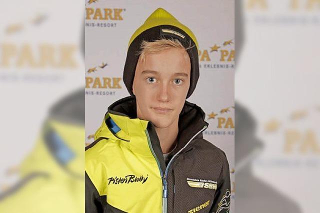 Fabian Kaskel gibt in Oberhof den Ton an