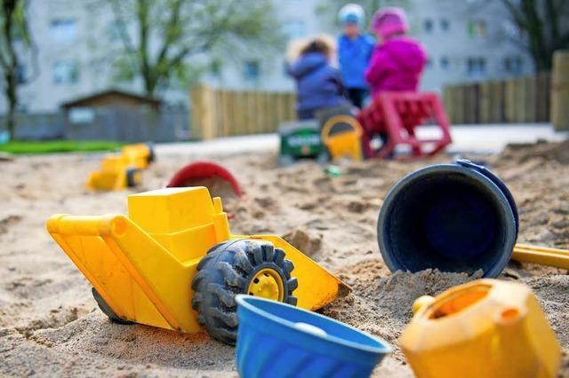 Spielplatz bleibt in der Planung