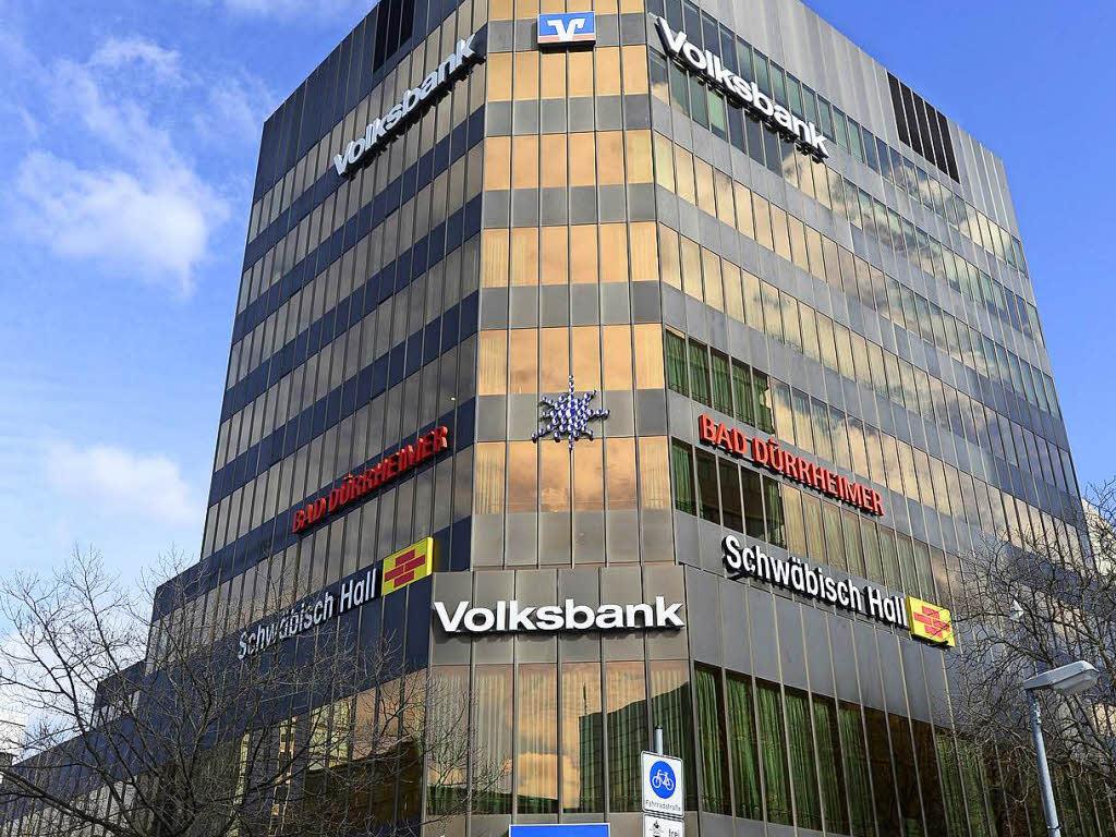 Negativzins Volksbank