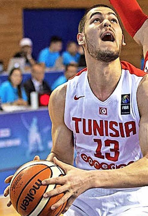 Younes Saidani   | Foto: fiba