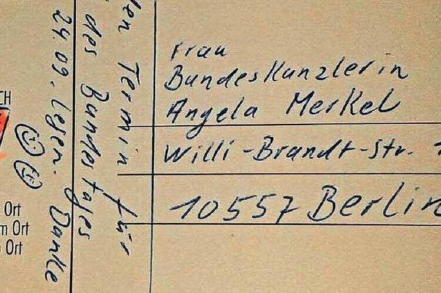 AUCH DAS NOCH: In Berlin gilt: Oberhof first