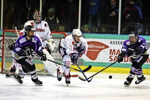 Eishockeyclub zieht positive Bilanz nach Beendigung der Heimspielserie