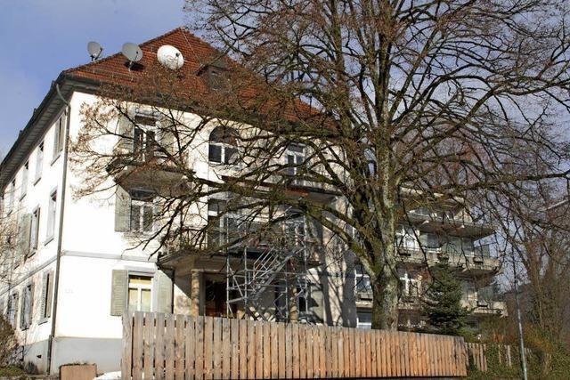 Altes Krankenhaus weicht neuen Wohnungen