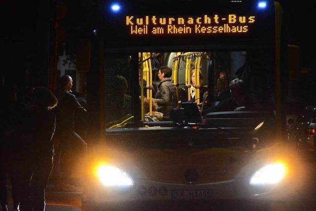 Nächste Kulturnacht Lörrach-Weil findet am 4. Mai 2018 statt