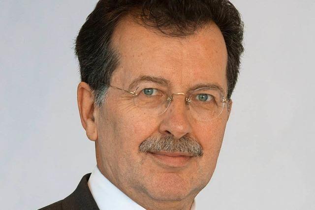 Landesbankchef Vetter spricht beim Weiler Wirtschaftstreffen