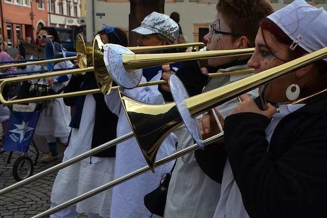 Fotos: Fasnetsauftakt 2017 in Emmendingen