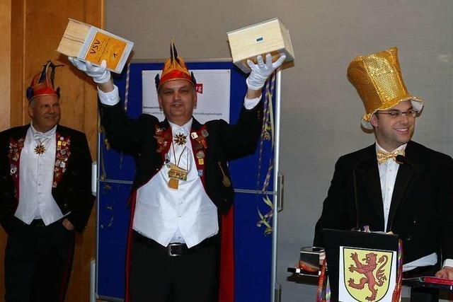 Fotos: Bürgermeisterabsetzung in Laufenburg