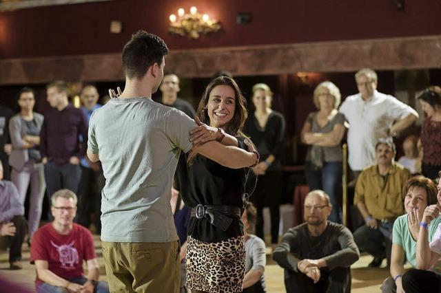 Workshops und Shows mit weltbesten Trainern und Tänzern im Europa-Park