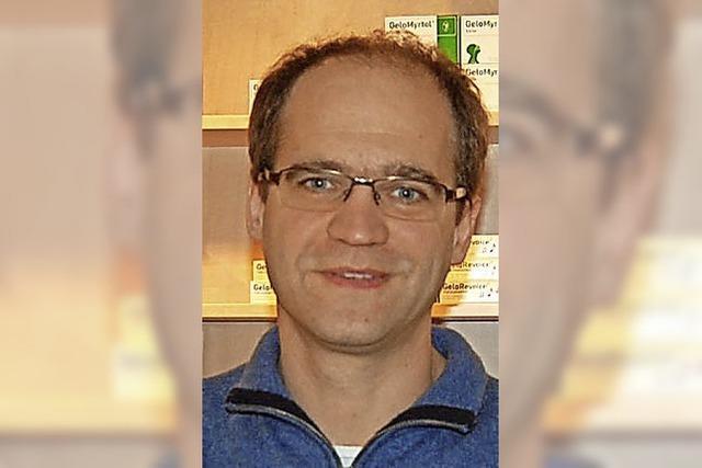 Johannes Lehmann ist neuer Vorsitzender des Fördervereins St. Jakobus