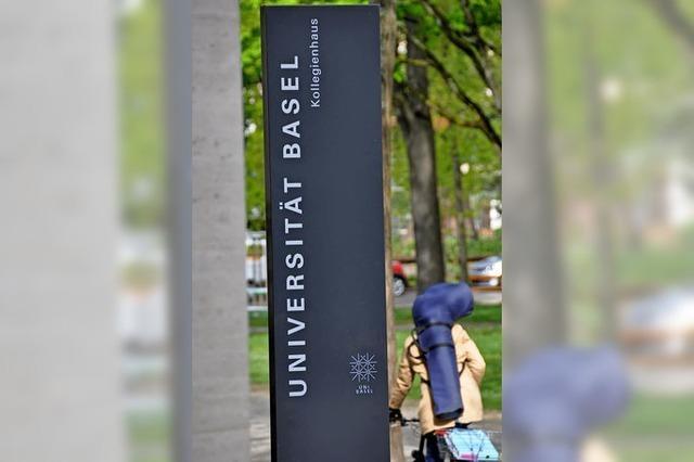 Baselland will bei der Uni Basel Kosten optimieren