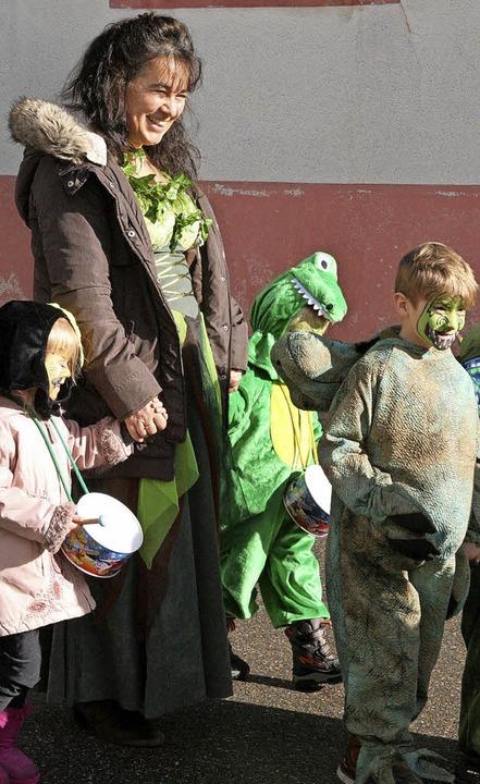 Nach der Rathausschließung wurde der Kindergarten in Görwihl befreit.    Foto: Schütz