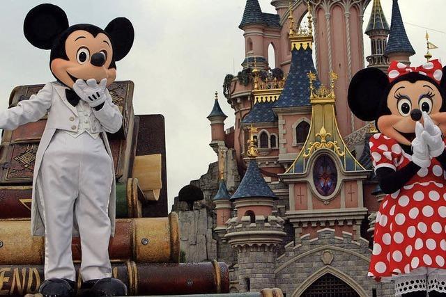 Mickey Mouse versenkt Millionen