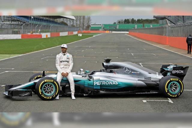 Neue Kutsche für Hamilton
