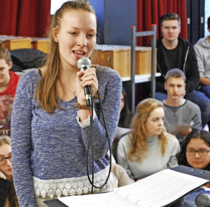 Doppelt besetzt: die Rolle der Gesangssolisten  | Foto: Sylvia-Karina Jahn