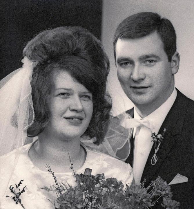 Das Hochzeitsbild    Foto: privat
